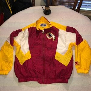 Vintage starter Washington Redskins medium jacket